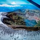 Wulkan Villarrica, czyli to, czego NIE zobaczyliśmy :-(